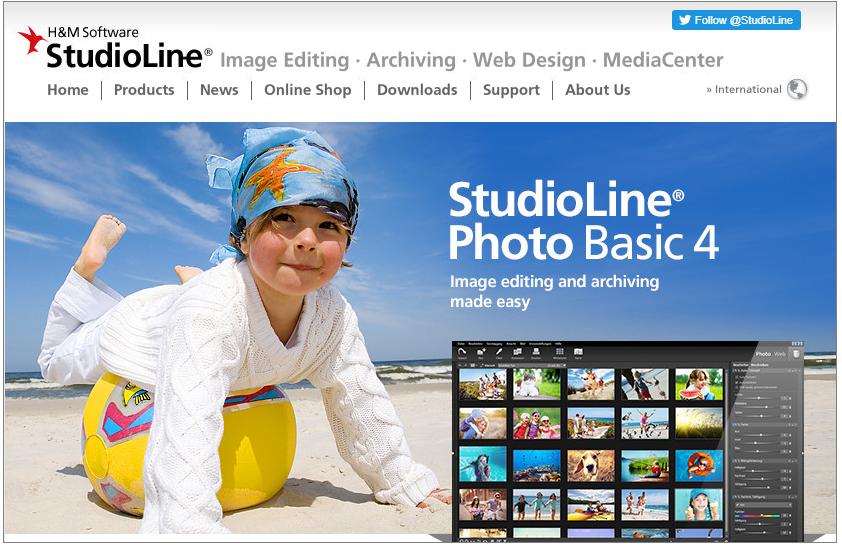 StudioLine Basic