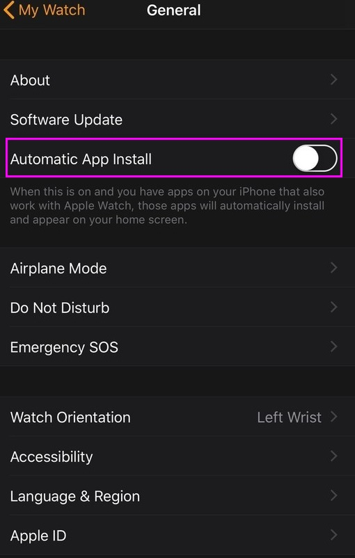apple-watch-auto-install-off-wise-tech-labs