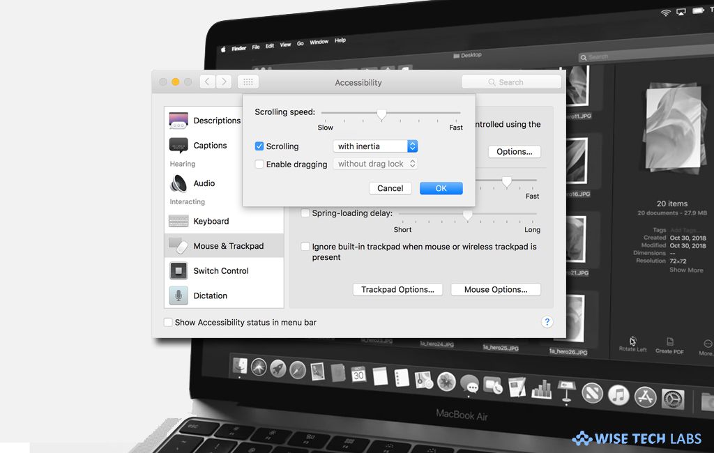 how-to-change-double-click-and-scrolling-speed-of-your-mouse-or-trackpad-on-mac-wise-tech-labs