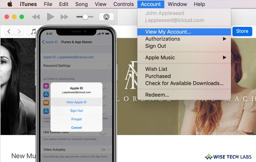how-to-change-your-apple-id-country-or-region-on-your-mac-pc-or-ios-device-wise-tech-labs