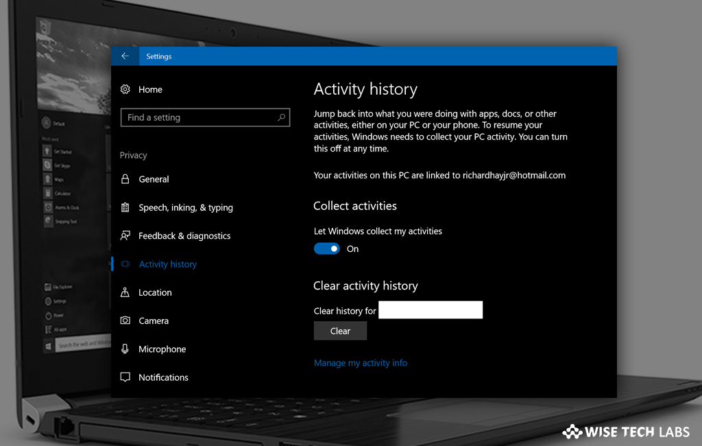 how-to-configure-activity-syncing-on-your-windows-10-pc-wise-tech-labs