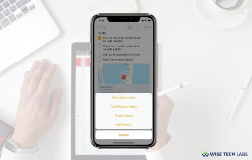 how-to-scan-a-document-using-notes-on-your-iphone-or-ipad-wise-tech-labs