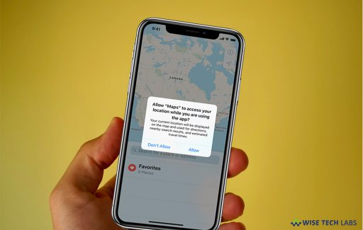 how-to-share-your-current-location-on-your-iphone-wise-tech-labs