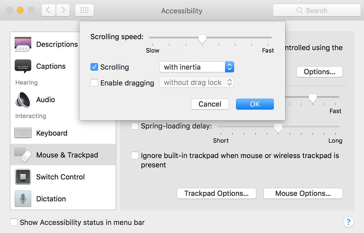 scrolling-speed-mac-wise-tech-labs