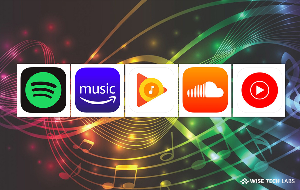 5 Best Music Streaming apps for Android and iOS in 2019 - Blog