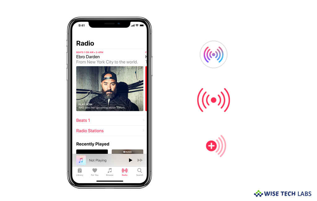 How to create your own Apple Music radio station on your iOS device or Mac - Blog - Wise Tech Labs