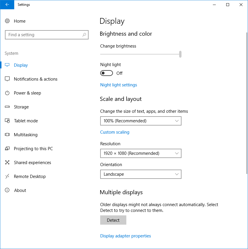 detect-multiple-displays-win10-wise-tech-labs
