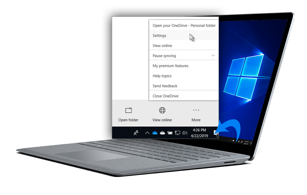 how-to-unlink-or-hide-onedrive-from-your-windows-10-pc-wise-tech-labs