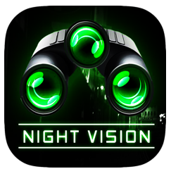Night Vision Flashlight