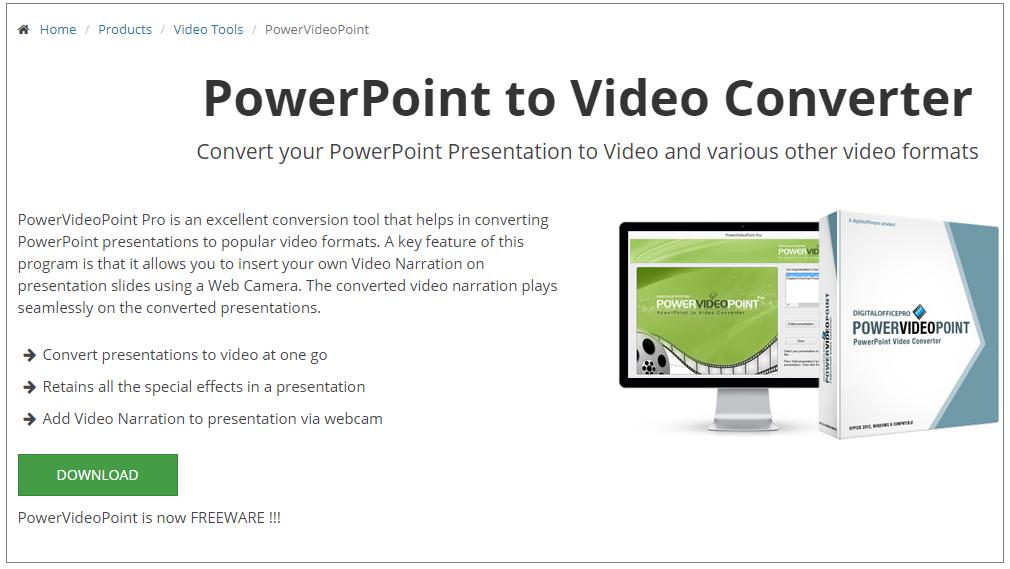 PowerpointToVideoConverter