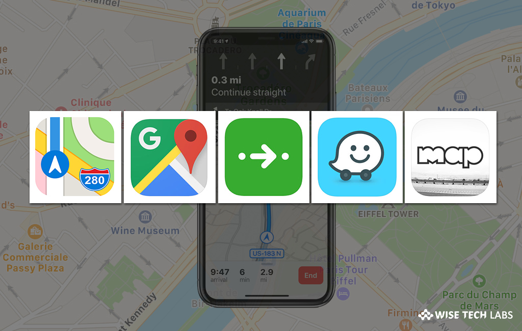 top-5-best-free-gps-navigating-applications-for-ios-in-2019-wise-tech-labs