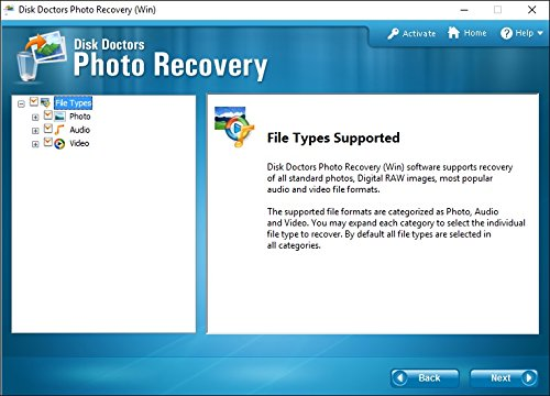 Disk Doctors Photo Recovery