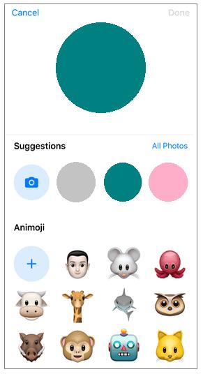 add-memoji-to-profile-picture-wise-tech-labs