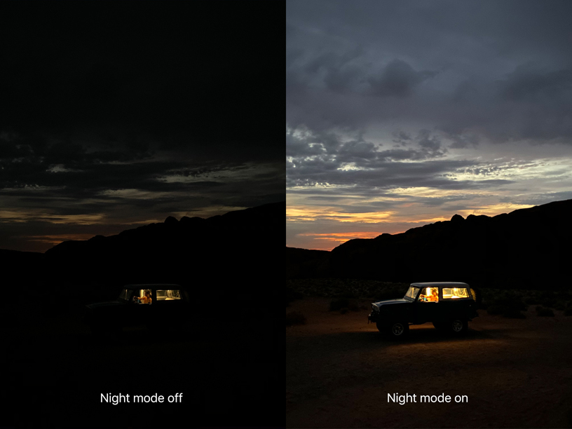 night-mode-feature-iphone11-wise-tech-labs